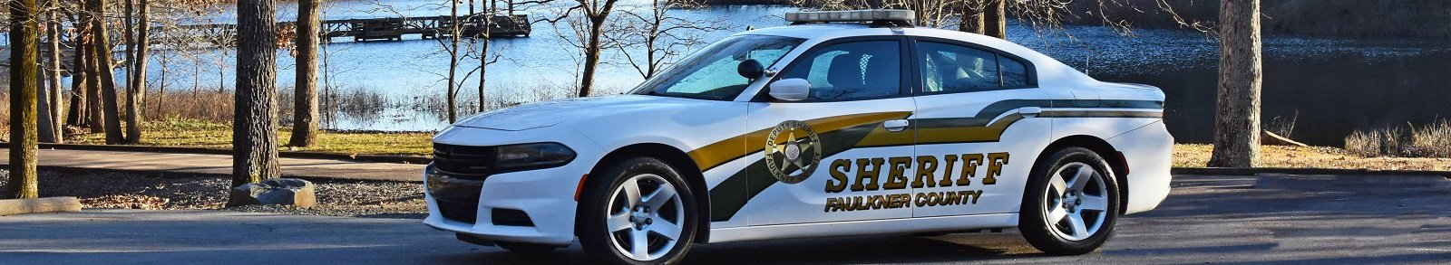 Image of a sheriff squad car