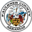 Faulkner County Arkansas Badge